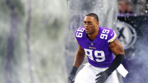 Nfl: Nfc Divisional Playoff New Orleans Saints At Minnesota Vikings