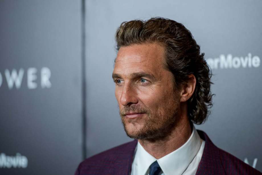 Matthew Mcconaughey age, Birthday, Height, Net Worth, Family, Salary