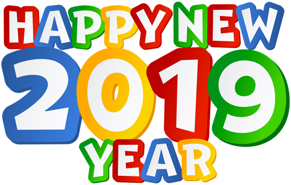Happy New Year 2019 Images Clipart