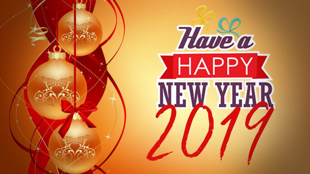Have A Happy New Year 2019 Pictures