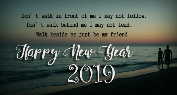 Motivational Happy New Year 2019 Wishes