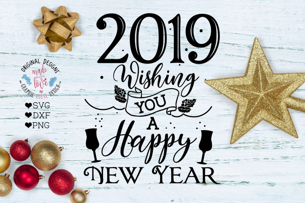 Wishing You A Happy New Year 2019 Images