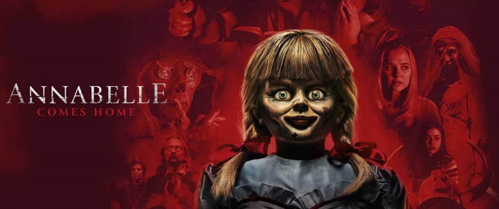 Annabelle Comes Home Movie Online Download