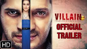 Ek Villain There's One In Every Love Story