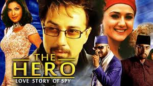 The Hero Love Story Of A Spy