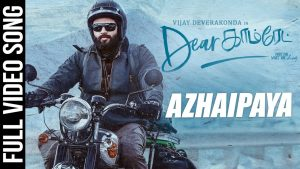 Azhaipaaya… Manam Song Lyrics