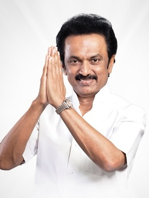 M. K. Stalin chief minister